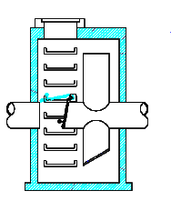 Flow Control Drawing