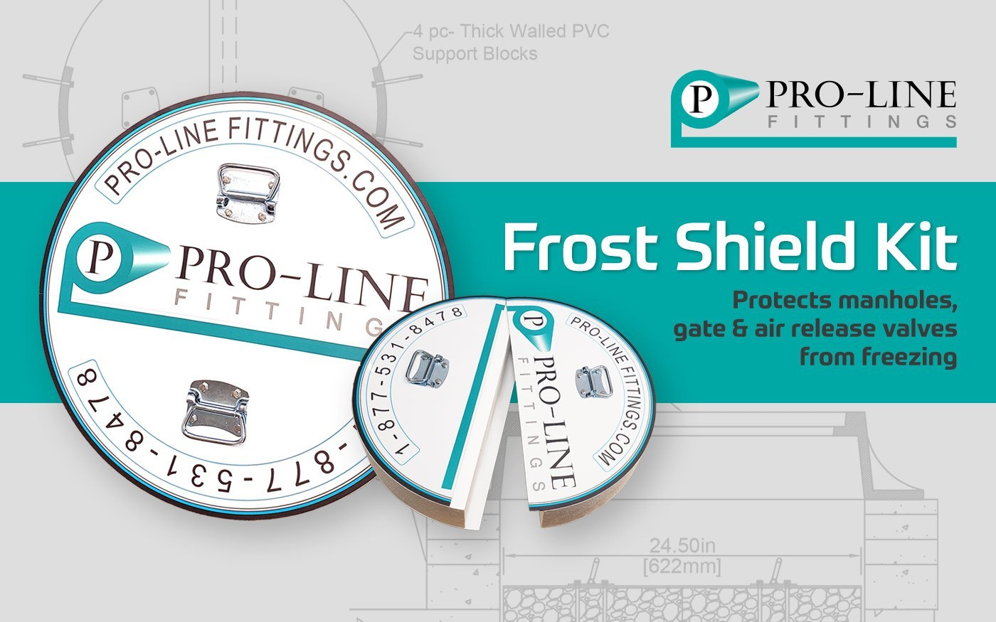 Frost Shield Kit