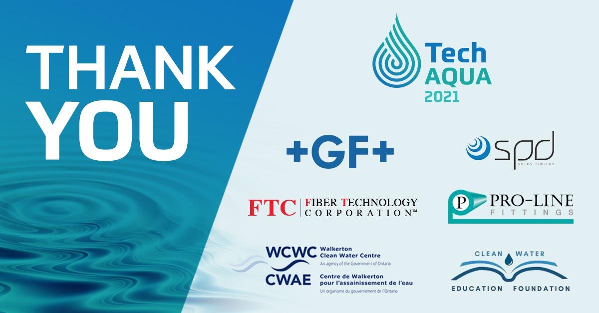 Thank You - TechAqua 2021
